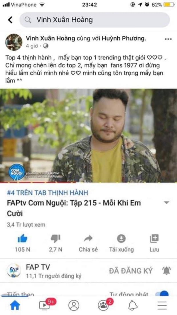 Cuộc cà khịa BTS của diễn viên FAPtv bỗng dưng có thêm 1977 Vlog, B Ray bay màu Facebook một lần vẫn viết hashtag khiếm nhã chọc ARMY? - Ảnh 3.