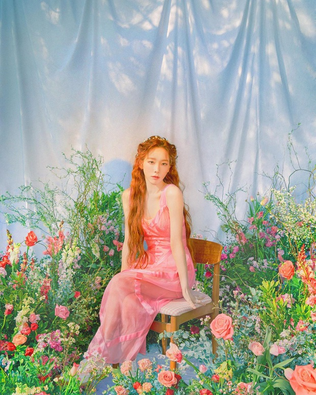 Loạt hình nhá hàng mới của Taeyeon đang khiến cả MXH bấn loạn: Không phải Yoona, visual của SNSD là đây chứ đâu! - Ảnh 3.