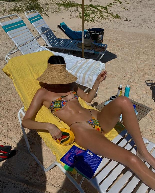 Một lần nữa cả Hollywood phải nức nở vì body của Kendall Jenner: Eo 0% mỡ thừa, chân siêu dài, da rám nắng đẹp mê mẩn - Ảnh 4.