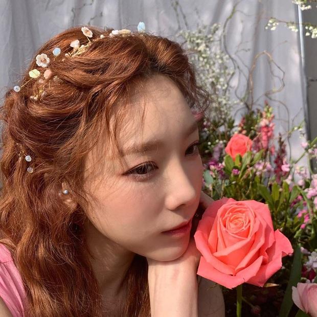 Loạt hình nhá hàng mới của Taeyeon đang khiến cả MXH bấn loạn: Không phải Yoona, visual của SNSD là đây chứ đâu! - Ảnh 6.