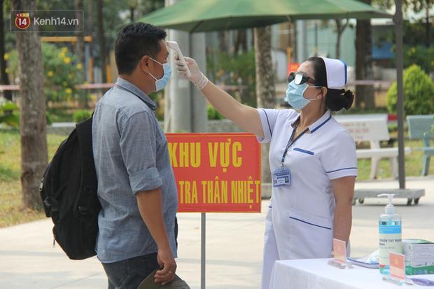 Ảnh: Diễn tập tình huống trên 30.000 người mắc Covid-19 tại Việt Nam - Ảnh 4.