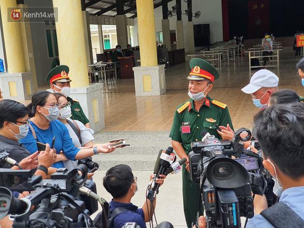 Ảnh: Diễn tập tình huống trên 30.000 người mắc Covid-19 tại Việt Nam - Ảnh 11.