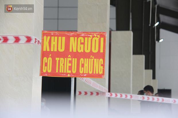 Ảnh: Diễn tập tình huống trên 30.000 người mắc Covid-19 tại Việt Nam - Ảnh 7.