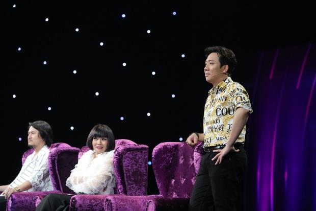 Trấn Thành bật khỏi ghế tán thưởng bản sao danh ca Giao Linh - Ảnh 3.