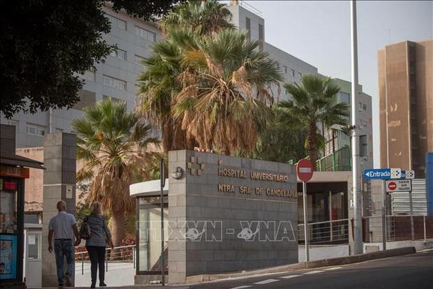 Tây Ban Nha xác nhận ca tử vong đầu tiên do COVID-19 - Ảnh 1.