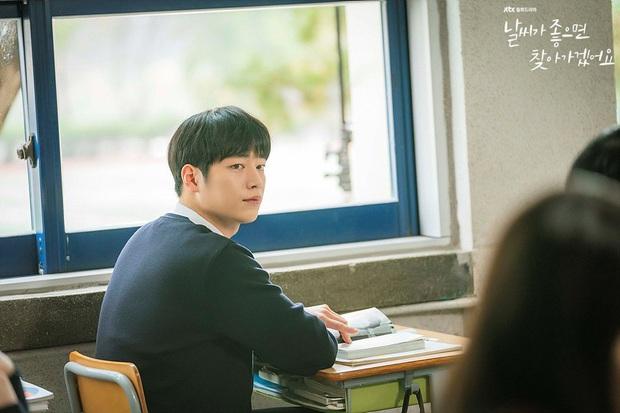 Review Trời Đẹp Em Sẽ Đến: Bộ phim lãng mạn thanh lọc tâm hồn của Park Min Young, mê drama gay gắt thì né ngay còn kịp - Ảnh 6.