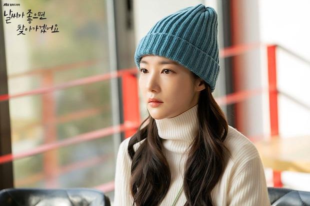 Review Trời Đẹp Em Sẽ Đến: Bộ phim lãng mạn thanh lọc tâm hồn của Park Min Young, mê drama gay gắt thì né ngay còn kịp - Ảnh 1.