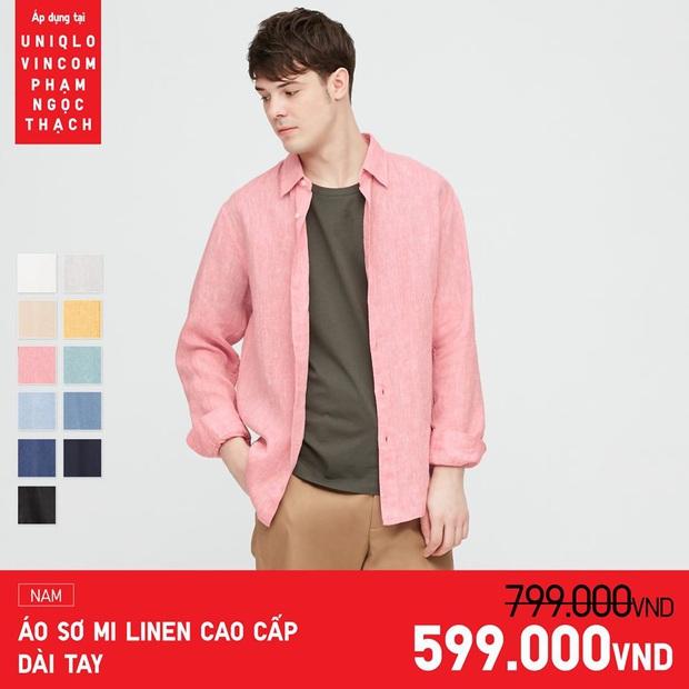 2 ngày nữa khai trương store UNIQLO tại Hà Nội: Món đồ đáng sắm nhất là áo chống nắng 399k, áo giữ nhiệt sale tới 7 ngày - Ảnh 11.