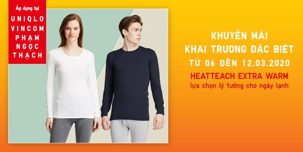 2 ngày nữa khai trương store UNIQLO tại Hà Nội: Món đồ đáng sắm nhất là áo chống nắng 399k, áo giữ nhiệt sale tới 7 ngày - Ảnh 12.