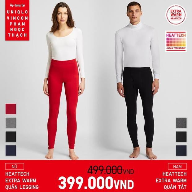 2 ngày nữa khai trương store UNIQLO tại Hà Nội: Món đồ đáng sắm nhất là áo chống nắng 399k, áo giữ nhiệt sale tới 7 ngày - Ảnh 13.
