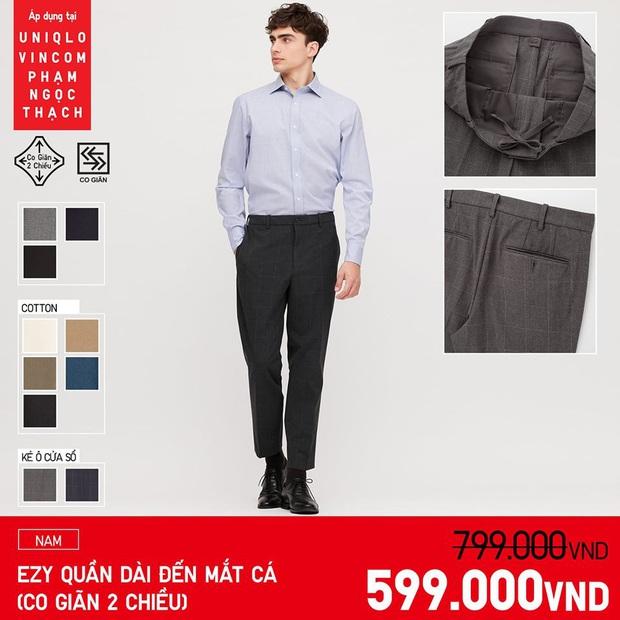 2 ngày nữa khai trương store UNIQLO tại Hà Nội: Món đồ đáng sắm nhất là áo chống nắng 399k, áo giữ nhiệt sale tới 7 ngày - Ảnh 18.