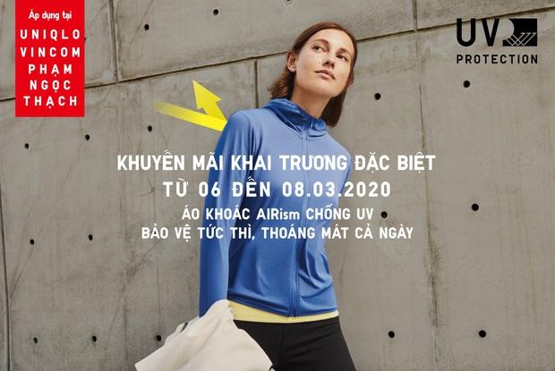 2 ngày nữa khai trương store UNIQLO tại Hà Nội: Món đồ đáng sắm nhất là áo chống nắng 399k, áo giữ nhiệt sale tới 7 ngày - Ảnh 3.