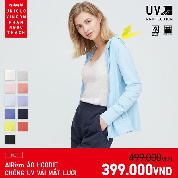 2 ngày nữa khai trương store UNIQLO tại Hà Nội: Món đồ đáng sắm nhất là áo chống nắng 399k, áo giữ nhiệt sale tới 7 ngày - Ảnh 4.