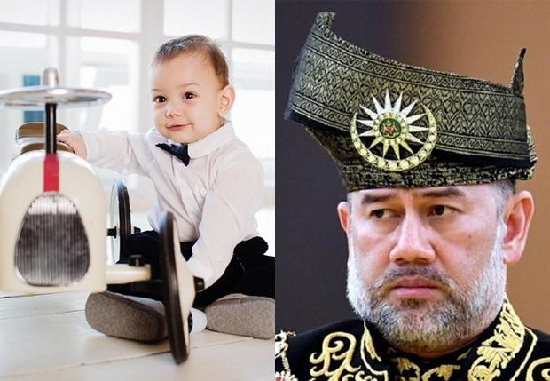 Con trai của người đẹp Nga bị cựu vương Malaysia phủ nhận chung huyết thống gây bất ngờ với hình ảnh hiện tại - Ảnh 5.