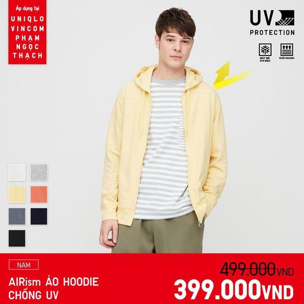 2 ngày nữa khai trương store UNIQLO tại Hà Nội: Món đồ đáng sắm nhất là áo chống nắng 399k, áo giữ nhiệt sale tới 7 ngày - Ảnh 5.