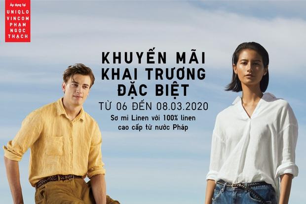 2 ngày nữa khai trương store UNIQLO tại Hà Nội: Món đồ đáng sắm nhất là áo chống nắng 399k, áo giữ nhiệt sale tới 7 ngày - Ảnh 7.
