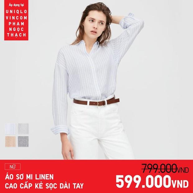 2 ngày nữa khai trương store UNIQLO tại Hà Nội: Món đồ đáng sắm nhất là áo chống nắng 399k, áo giữ nhiệt sale tới 7 ngày - Ảnh 8.