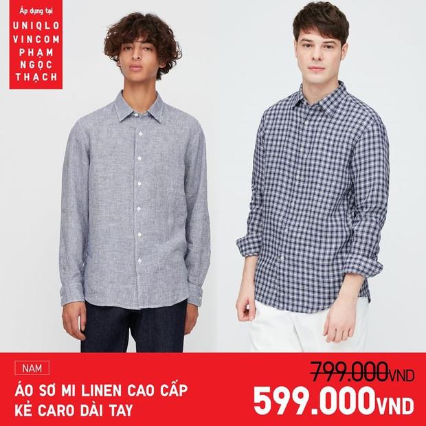 2 ngày nữa khai trương store UNIQLO tại Hà Nội: Món đồ đáng sắm nhất là áo chống nắng 399k, áo giữ nhiệt sale tới 7 ngày - Ảnh 10.