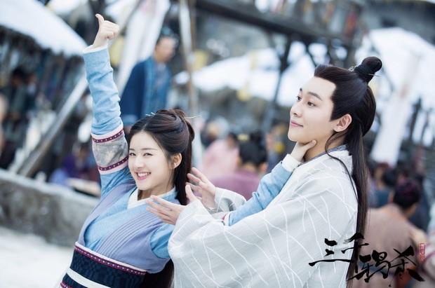 Bom tấn cổ trang Cô Thành Bế và loạt phim Hoa Ngữ đình đám đổ bộ truyền hình tháng 3 - Ảnh 5.