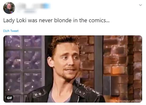 """Hậu trường Loki lộ ảnh """"em gái"""" tóc vàng hoe, phiên bản """"chuyển giới"""" của Tom Hiddleston hay một thánh lừa siêu đẳng? - Ảnh 6."""