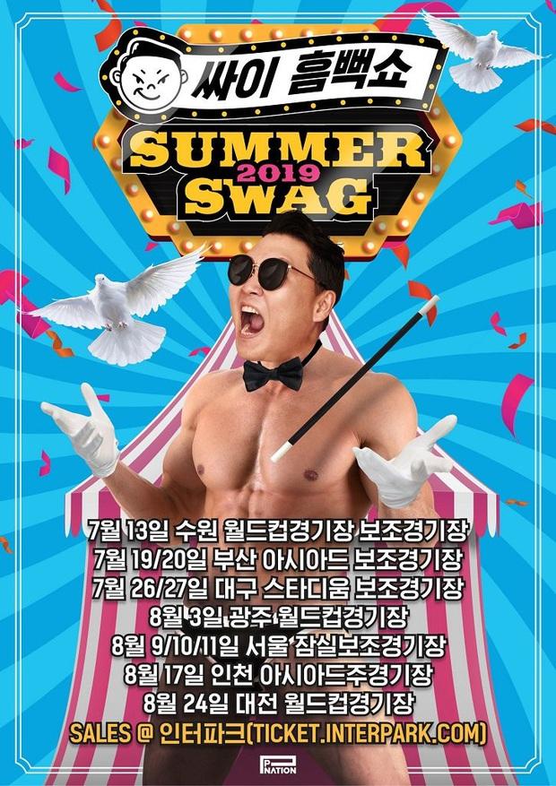 10 concert Kpop bán nhiều vé nhất 2019: BTS bị ông hoàng tỉ view lấn lướt, thánh all-kill hạng 2 nhưng nhóm nam vượt EXO mới bất ngờ - Ảnh 8.