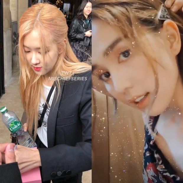 Ngọc Trinh đi mượn kẹp tóc 8 triệu giống của Lisa, lại còn để tóc y chang Rosé, fan cứng Black Pink đây rồi! - Ảnh 7.
