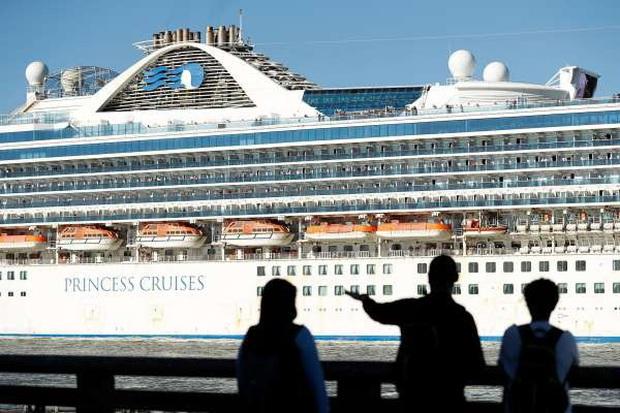 California ban bố tình trạng khẩn cấp khi có ca đầu tiên qua đời vì nhiễm virus corona, là hành khách trên du thuyền của Princess Cruises - Ảnh 2.