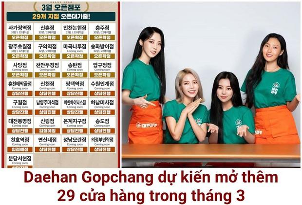 """Đỉnh cao sức mạnh """"buôn may bán đắt"""" của idol Kpop: Đi ăn ở quán bình dân, hai năm sau nơi đó trở thành chuỗi nhà hàng 60 chi nhánh! - Ảnh 6."""