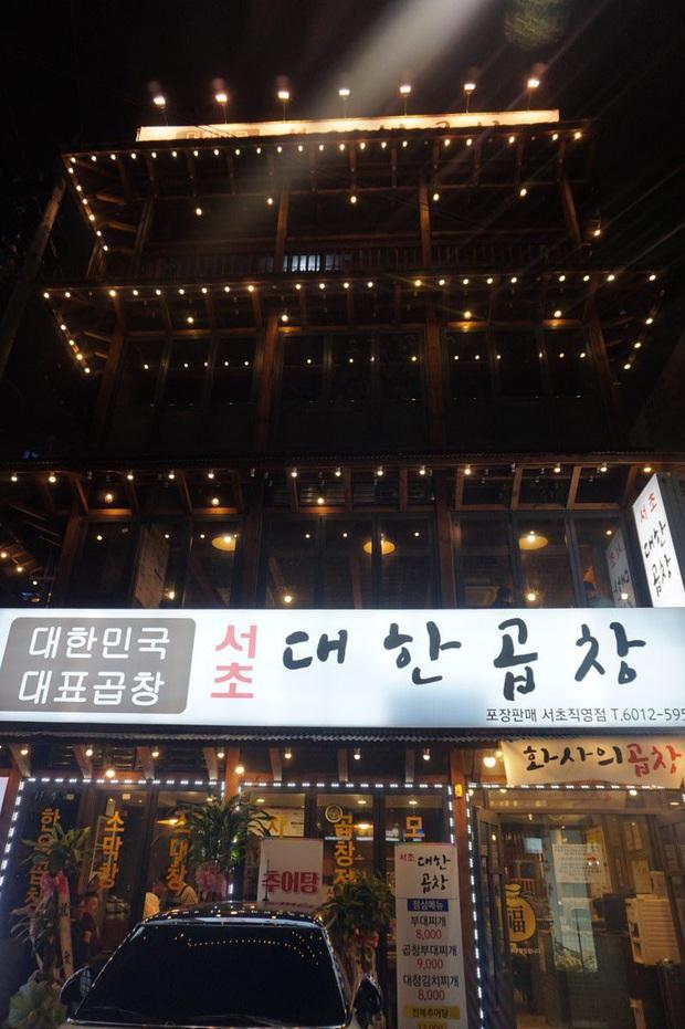 """Đỉnh cao sức mạnh """"buôn may bán đắt"""" của idol Kpop: Đi ăn ở quán bình dân, hai năm sau nơi đó trở thành chuỗi nhà hàng 60 chi nhánh! - Ảnh 7."""