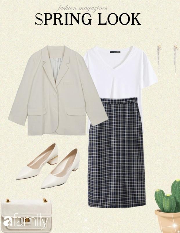 10 gợi ý mặc blazer vừa trẻ vừa xinh, giúp style công sở của bạn thăng hạng dần đều - Ảnh 1.