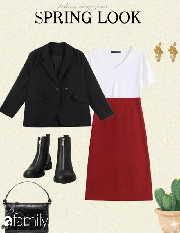 10 gợi ý mặc blazer vừa trẻ vừa xinh, giúp style công sở của bạn thăng hạng dần đều - Ảnh 2.
