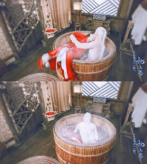 6 cảnh tắm cực hot của loạt mỹ nhân Hoa Ngữ: Địch Lệ Nhiệt Ba ngại ngùng tắm cùng đế quân, Triệu Vy cân mọi thể loại - Ảnh 2.