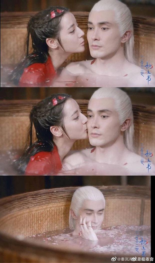 6 cảnh tắm cực hot của loạt mỹ nhân Hoa Ngữ: Địch Lệ Nhiệt Ba ngại ngùng tắm cùng đế quân, Triệu Vy cân mọi thể loại - Ảnh 3.