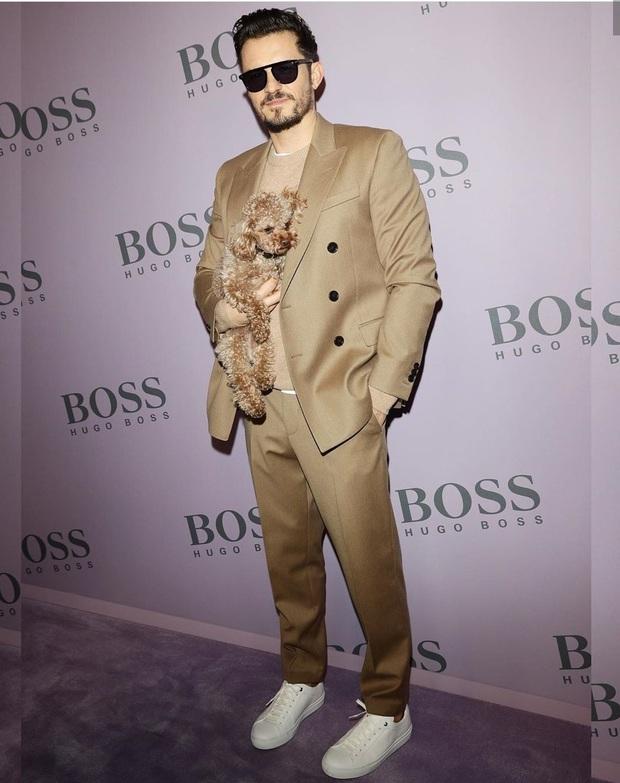Nhìn nhan sắc của Orlando Bloom dân tình càng nín thở đón chờ siêu phẩm visual tí hon mà Katy Perry đang mang thai - Ảnh 12.