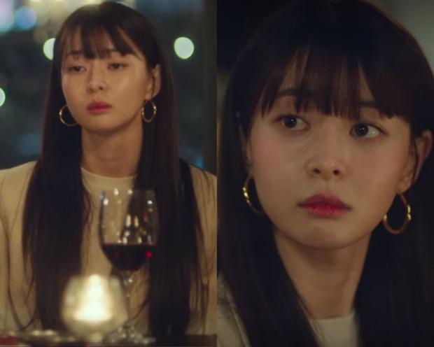 Thường xõa tóc thì đeo khuyên tai kiểu gì để vừa nổi, vừa sang trọng tinh tế? Bạn hãy học Kwon Nara của Itaewon Class - Ảnh 3.