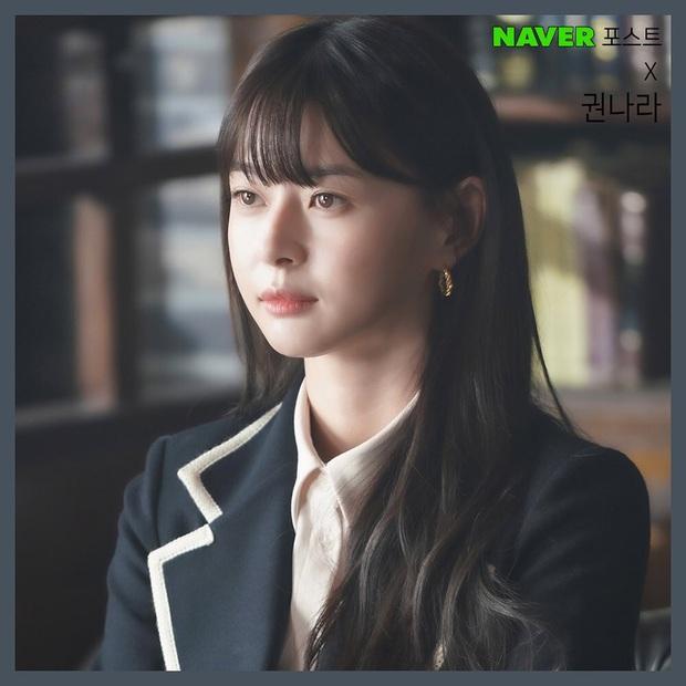 Thường xõa tóc thì đeo khuyên tai kiểu gì để vừa nổi, vừa sang trọng tinh tế? Bạn hãy học Kwon Nara của Itaewon Class - Ảnh 5.