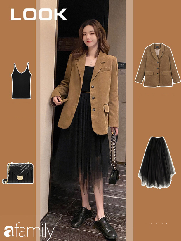 10 gợi ý mặc blazer vừa trẻ vừa xinh, giúp style công sở của bạn thăng hạng dần đều - Ảnh 6.