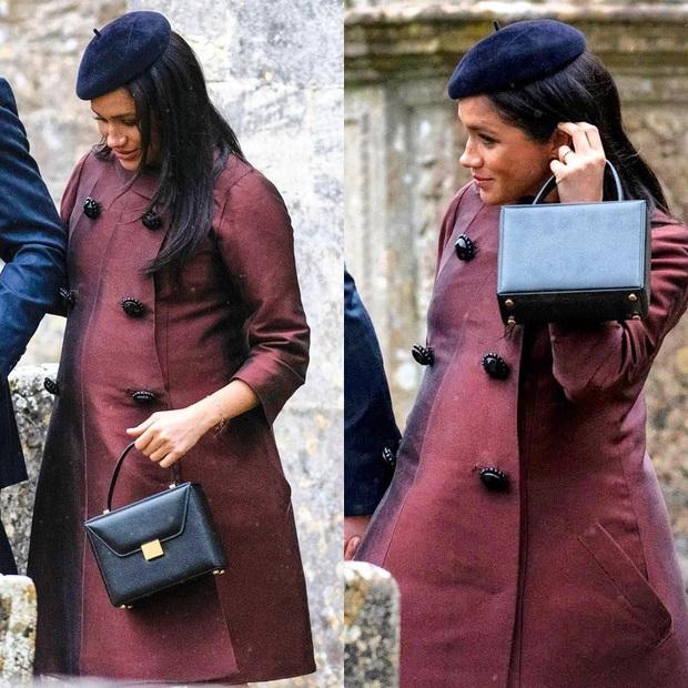 Công nương Kate hạ đo ván em dâu Meghan khi lần đầu tiên diện bộ đồ cũ đặc biệt, đẹp chẳng kém mẹ chồng Diana khi xưa - Ảnh 5.