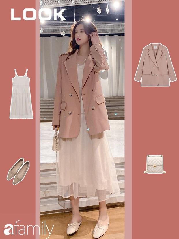 10 gợi ý mặc blazer vừa trẻ vừa xinh, giúp style công sở của bạn thăng hạng dần đều - Ảnh 8.