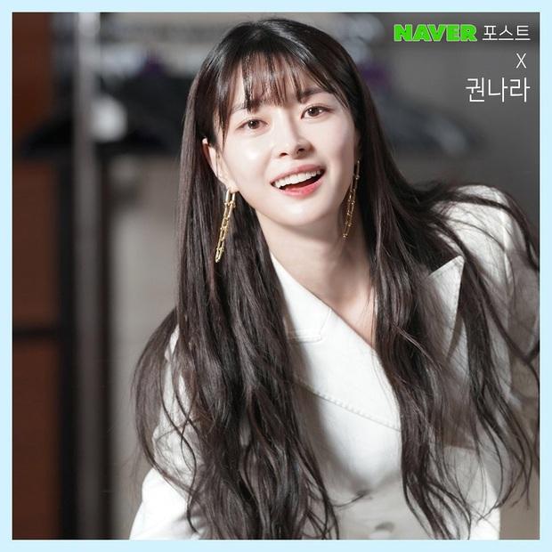 Thường xõa tóc thì đeo khuyên tai kiểu gì để vừa nổi, vừa sang trọng tinh tế? Bạn hãy học Kwon Nara của Itaewon Class - Ảnh 8.