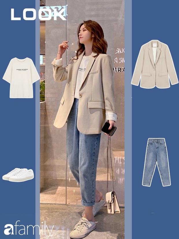 10 gợi ý mặc blazer vừa trẻ vừa xinh, giúp style công sở của bạn thăng hạng dần đều - Ảnh 10.