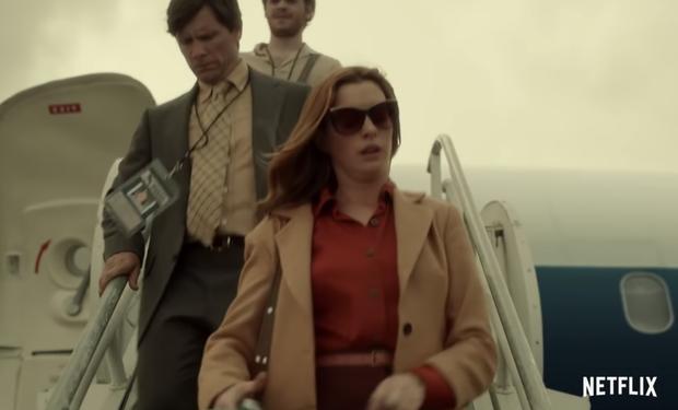 """""""The Last Thing He Wanted"""": Phim giật gân của mỹ nhân Anne Hathaway không ai muốn xem - Ảnh 6."""