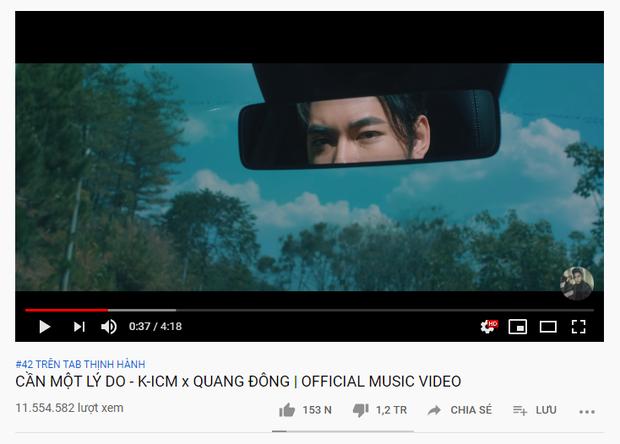 Khi K-ICM tự đứng một mình: Ra mắt 3 MV trong 2 tuần nhưng đều nhận về bão dislike, sản phẩm gần nhất chỉ vỏn vẹn... 600 nghìn view - Ảnh 5.