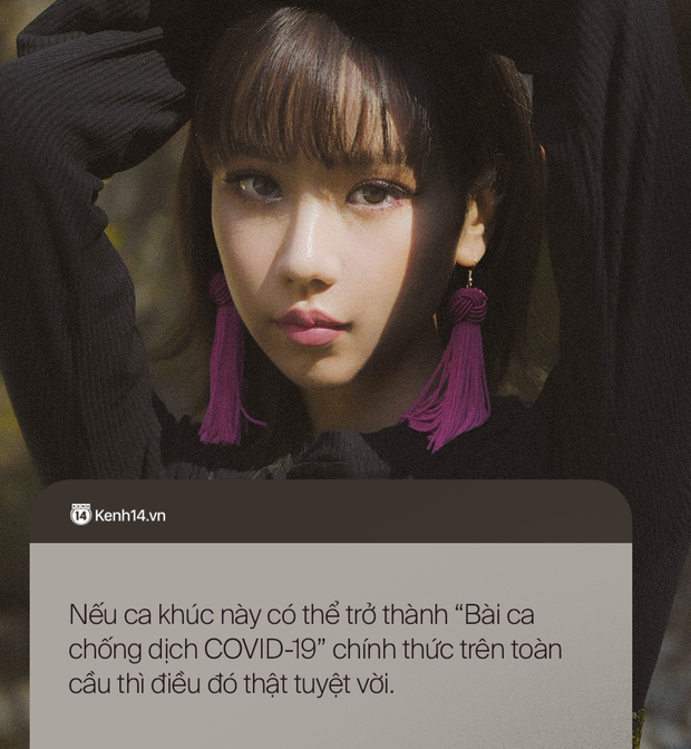 Min: Nếu ca khúc này có thể trở thành bài ca chống dịch COVID-19 chính thức trên toàn cầu thì điều đó thật tuyệt vời! - Ảnh 3.