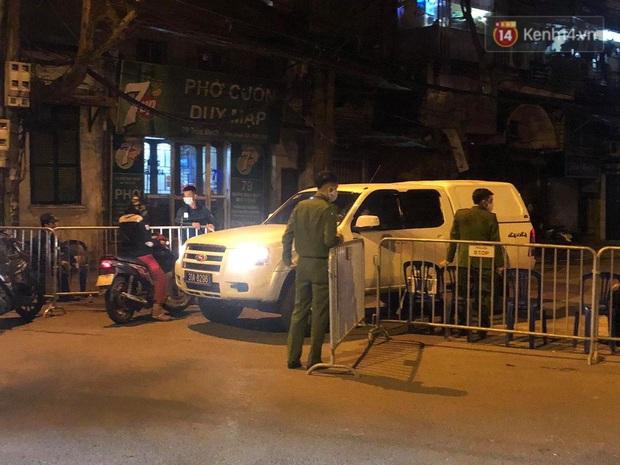 Chủ tịch Hà Nội xác nhận ca nhiễm Covid-19 thứ 17 ở Việt Nam trên địa bàn thành phố - Ảnh 1.
