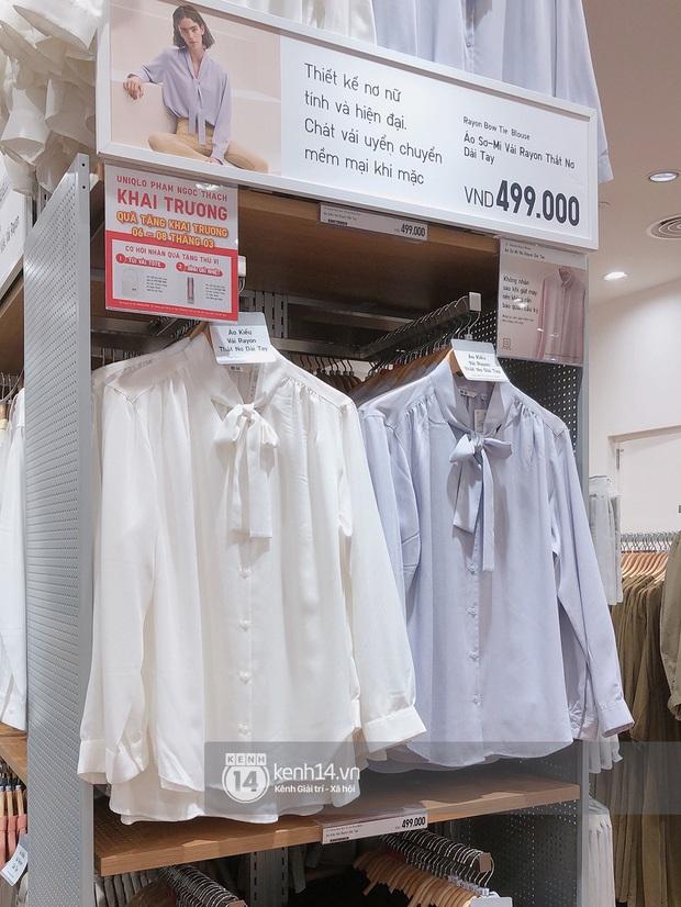UNIQLO khai trương tại Hà Nội: Cực nhiều món đẹp xịn giá chỉ 249k - 499k, store rộng đi mỏi chân chưa xem hết đồ - Ảnh 31.