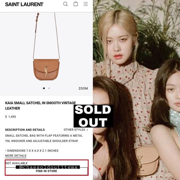 """Thành tích sold out của Black Pink xuân này: Sốc nhất là đầm ren đỏ 11 triệu mặc cực khó sang vẫn """"tẩu tán"""" nhanh lẹ nhờ Jennie - Ảnh 12."""