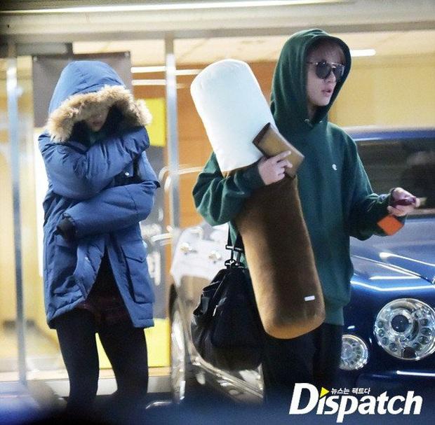 Rầm rộ 4 cặp Kbiz có dấu hiệu gương vỡ lại lành: Hyun Bin - Kang Sora lọt tầm ngắm, Jennie, Hani có plot twist bất ngờ - Ảnh 31.