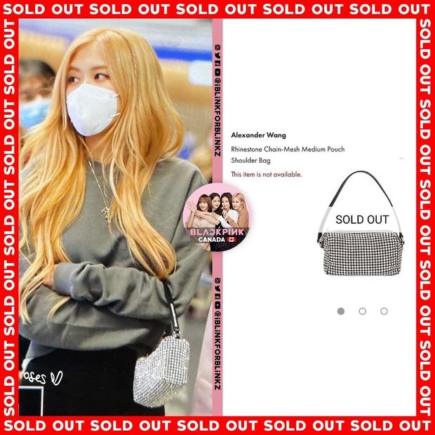 """Thành tích sold out của Black Pink xuân này: Sốc nhất là đầm ren đỏ 11 triệu mặc cực khó sang vẫn """"tẩu tán"""" nhanh lẹ nhờ Jennie - Ảnh 13."""