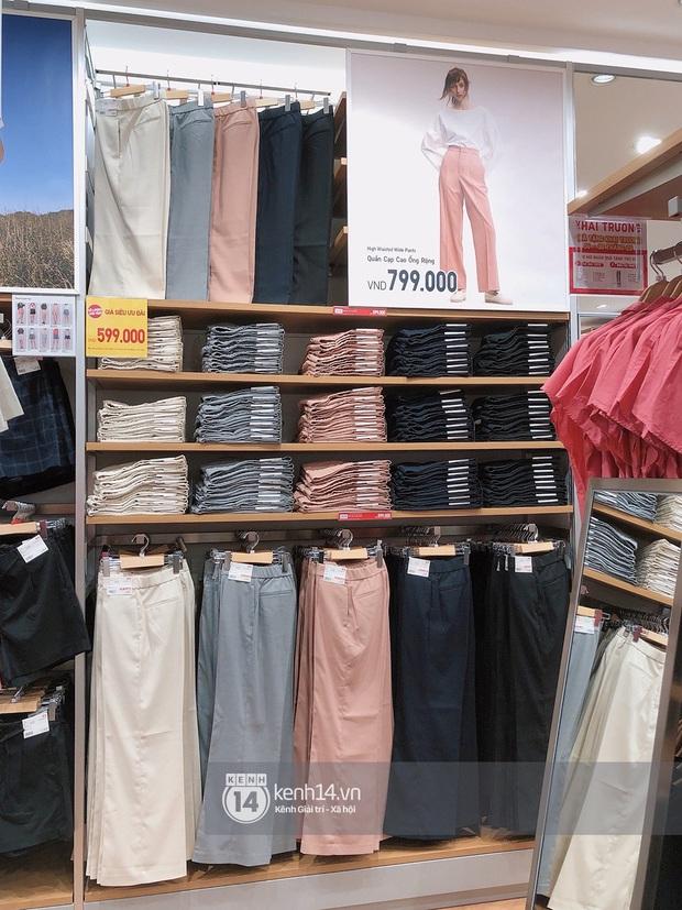 UNIQLO khai trương tại Hà Nội: Cực nhiều món đẹp xịn giá chỉ 249k - 499k, store rộng đi mỏi chân chưa xem hết đồ - Ảnh 37.